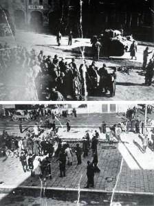 29 aprile 1945: il contingente tedesco si arrende